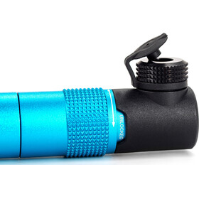 Cube ACID Race Micro Cykelpumpe blå